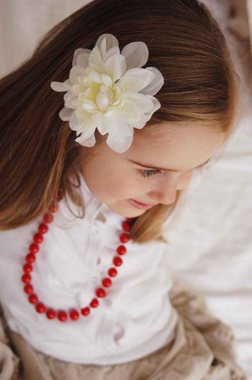 hair flower 18